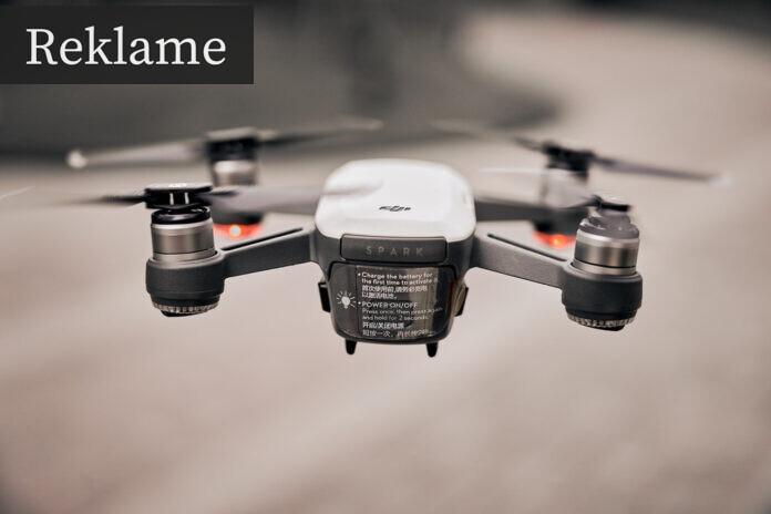 droner og telefoner
